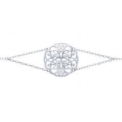 Bratara din argint model oriental