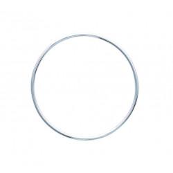 Pandantiv cerc mare argint
