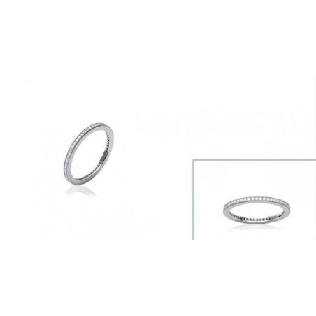 Inel din argint + zirconiu